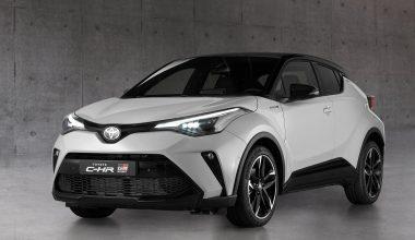 Toyota'nın sportif GR Sport ürün gamına C-HR de katıldı