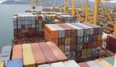 Trakya'da Eylül ayı dış ticaret verileri açıklandı