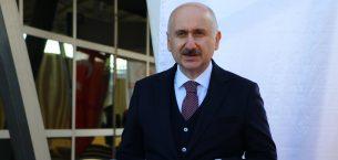Bakan Karaismailoğlu, Tekirdağ'da TCDD Kombine Taşımacılık Aktarma İstasyonu'nda