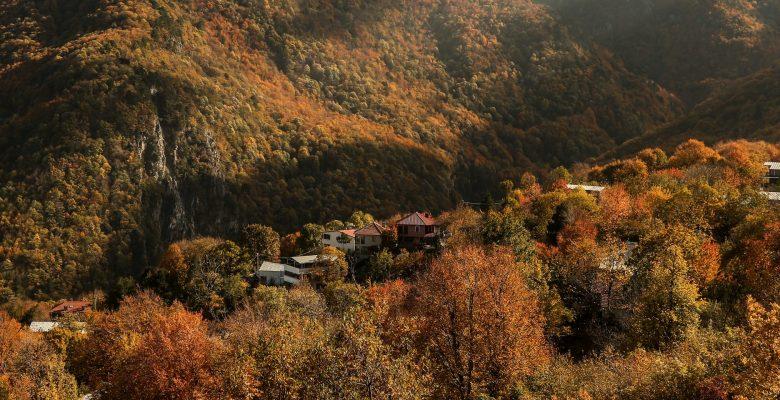 """""""Çalıkuşu'nun köyünde"""" sonbahar güzelliği"""