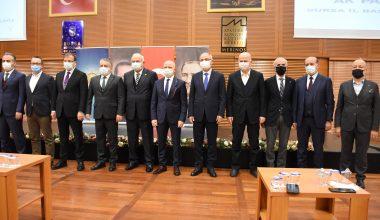 AK Parti Bursa İl Başkanlığında devir teslim töreni