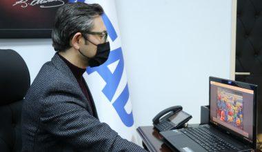 """Edirne AFAD Müdürü Altındal, AA'nın """"Yılın Fotoğrafları"""" oylamasına katıldı"""