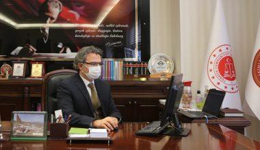 """Edirne Cumhuriyet Başsavcısı Karabacak, AA'nın """"Yılın fotoğrafları oylaması""""na katıldı"""