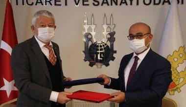 """ETSO ve Ziraat Bankası arasında """"Tedarik Zinciri Finansman Projesi"""" protokolü imzalandı"""