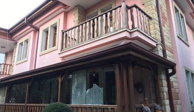 Gelecek Partisi Genel Başkan Yardımcısının evine silahlı saldırı!