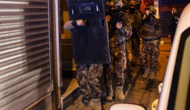 İstanbul merkezli 3 ilde silahlı suç örgütüne operasyon
