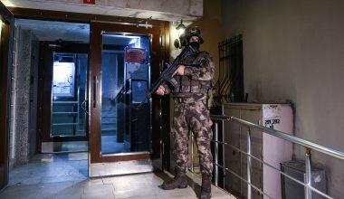 İstanbul merkezli 5 ilde terör örgütü DHKP-C'ye yönelik operasyon düzenlendi