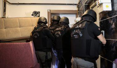 İstanbul'da terör örgütü DEAŞ'a yönelik operasyonda çok sayıda gözaltı var
