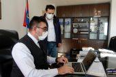 """Jandarma Komutanı Kılıç, AA'nın """"Yılın Fotoğrafları"""" oylamasına katıldı"""