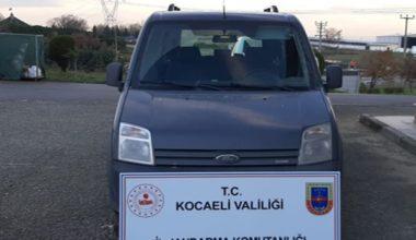 5 yıl önce çalınan araç İstanbul'da bulundu