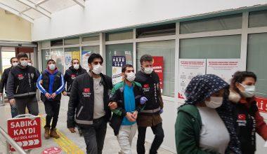 Darbedilerek öldürülen şahsın cinayetinde 8 gözaltı