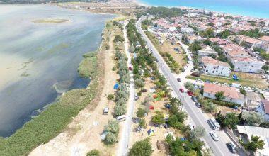 Saros Körfezi'ndeki içme suyu sıkıntısı su depolarıyla çözülecek