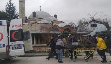 Kırkpınar'ın eski pehlivanı Çelik, camide hayatını kaybetti