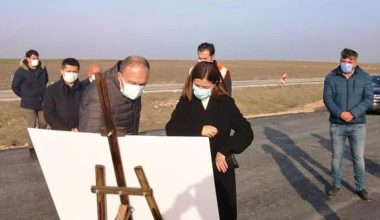 TBMM KEFEK Başkanı Aksal, Edirne-Kırklareli arasındaki bölünmüş yol çalışmalarını inceledi