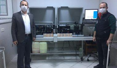 """Tekirdağ'dan 20 ildeki yetiştiricilere """"çiğ süt analiz desteği"""" veriliyor"""