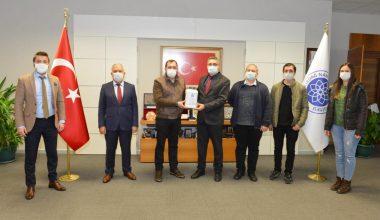 Tekirdağ Namık Kemal Üniversitesi günde 50 ton dezenfektan üretiyor