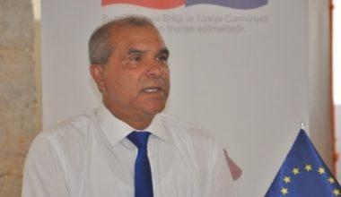 Edirne Roman Eğitim Gönüllüleri Derneği Başkanı Şallı'dan Edirne Valiliği'ne teşekkür