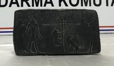 Mısır dönemine ait olduğu tahmin ediliyor