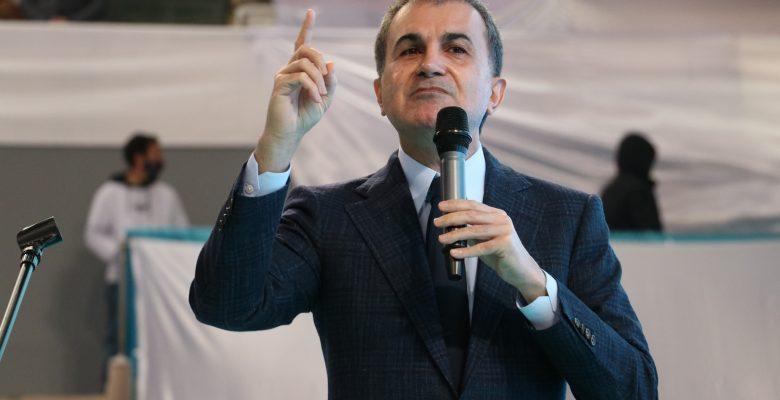 """AK Parti Sözcüsü Çelik'ten Kılıçdaroğlu'nun """"sözde cumhurbaşkanı"""" ifadesine tepki:"""