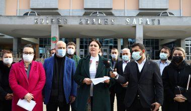 AK Parti Edirne teşkilatı, Başbuğ, Sağlar ve Ataklı hakkında suç duyurusunda bulundu