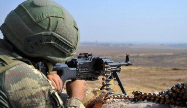 Terör örgütü YPG/PKK'ya Aralık ayında ağır darbe!