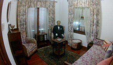"""Atatürk'ün çevreye duyarlılığının örneği """"Yürüyen Köşk"""" belgeselle dünyaya tanıtılacak"""