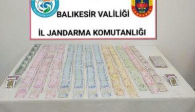 Kovid-19 tedbirlerini ihlal eden ve kumar oynayan 17 kişiye ceza