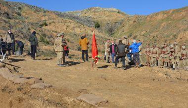 Bigalı Mehmet Çavuş Belgeseli çekimleri Çanakkale'de sürüyor