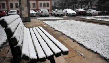 Trakya'da sıcaklıklar Balkanlar'dan gelecek hava ile sert düşüşe geçecek