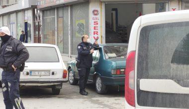 Polis ekiplerine ateş eden zanlı yakalandı