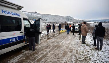 Gölete düşen araçtaki 2 kişiden birinin cansız bedenine ulaşıldı!