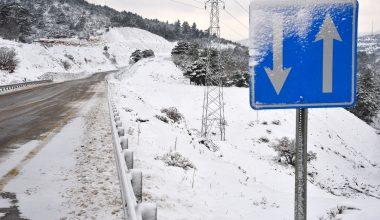 Trakya'da Çarşamba için kar yağışı uyarısı!