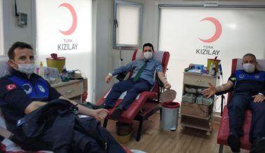 Belediyeden kan bağışına destek