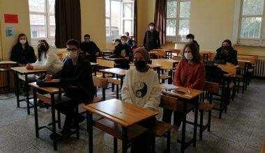 Edirne'de destekleme ve yetiştirme kursları ile takviye kursları başladı