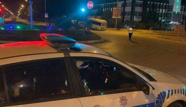Edirne'de kurallara uymayan sürücüler trafik denetimlerine takıldı