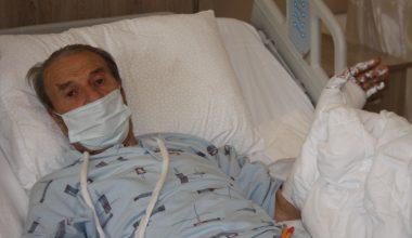 Keşan'da, domuzun saldırdığı yaşlı adam yaralandı