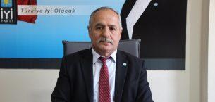 İYİ Parti il Başkanı Demir'den Erman Toroğlu'na tepki!