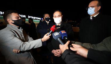 """Emniyet Genel Müdürü Aktaş: """"Türkiye genelinde 119 bin personelimiz ile görevdeyiz"""""""