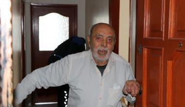 Evinde ısınma sorunu yaşayan yaşlı adamın imdadına zabıta  ekipleri yetişti