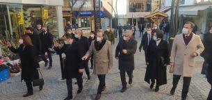 AK Partili Trakya Milletvekilleri Keşan'daydı
