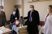 Edirne'de halk eğitim kursları salgın tedbirleriyle yeniden açıldı