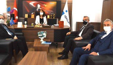 Belediye Başkanı Helvacıoğlu'nun ziyaretleri