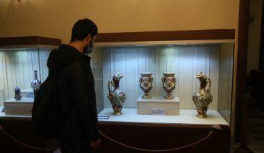 Osmanlı mirası Kasr-ı Hümayun Sarayı ihtişamıyla yıllara meydan okuyor