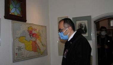 Milli Mücadele kahramanlarından Ali Fuat Cebesoy, anıldı