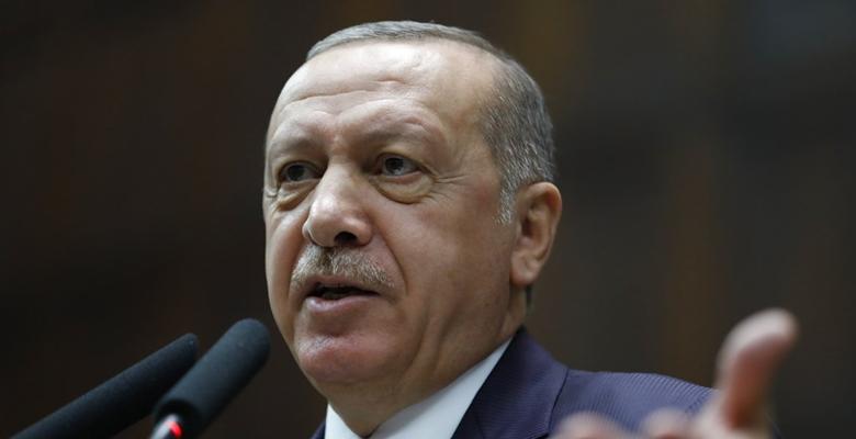 Cumhurbaşkanı Erdoğan, kuraklığa dikkati çekti