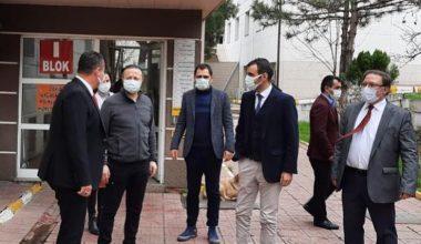 Sağlık Müdürü Yıldırım, Uzunköprü Devlet Hastanesinde incelemede bulundu