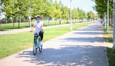2020'de bisiklet kullanımı arttı