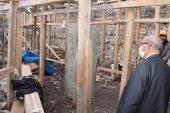 Kültür mirası tescilli tarihi depo restore ediliyor