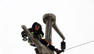 Enerji timlerinin yoğun kış mesaisi devam ediyor