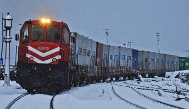 Yeni ihracat treni yola çıkıyor